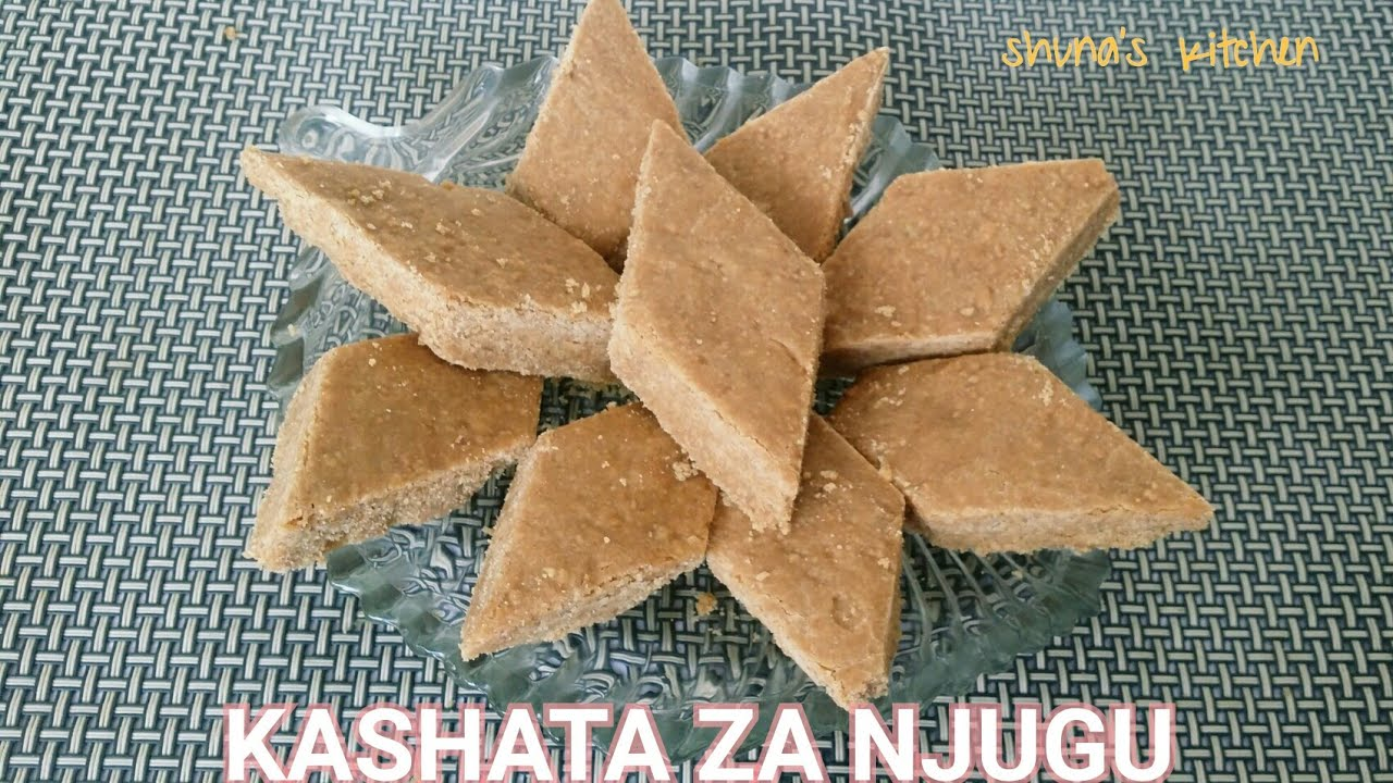 Jinsi ya kupika kashata za karanga/njugu kiurahisi #1