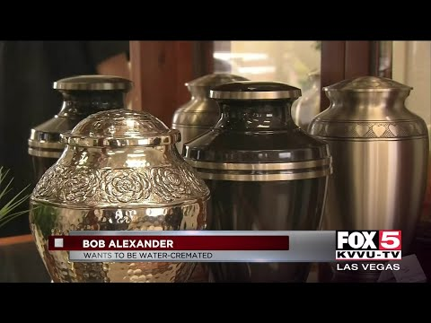 Las Vegas Funeral Home Offers Water Cremation