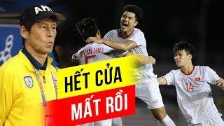🔥Nhìn U22 Việt Nam vượt khó, HLV Thái Lan cay đắng cúi mặt