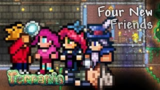 Terraria Let's Play - Four New Friends [15]