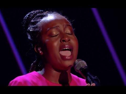 Big Vocal Sarah Ikumu Takes On Another Hard Song | Final | Britain's Got Talent 2017