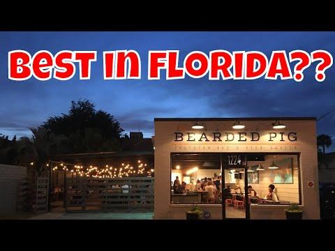Best Restaurant In Jacksonville Florida - The Bearded Pig Review