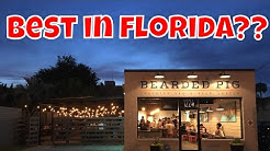 Best restaurant in Jacksonville Florida - The Bearded Pig Review