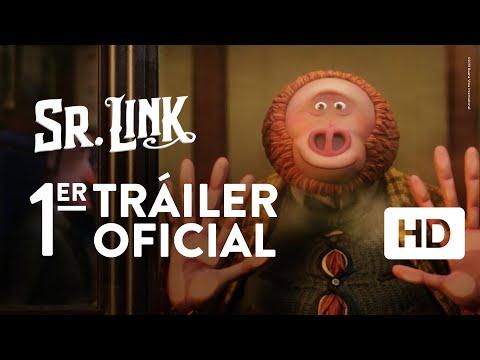 Sr. Link - Tráiler oficial (Subtitulado)
