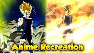 Vegeta's Final Explosion! Anime Recreation! - Dragon Ball Xenoverse 2