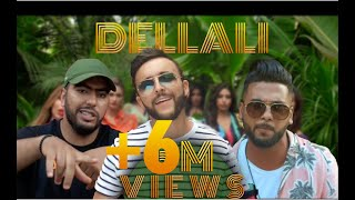 Ali Melouk Ft. Lbenj & Mounim Slimani - DELLALI (Exclusive Music Video)