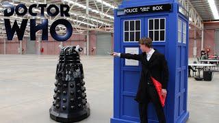 Doctor Who TARDIS Prank