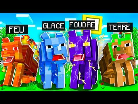 Minecraft MAIS Les CHIENS Sont CHEATÉS !