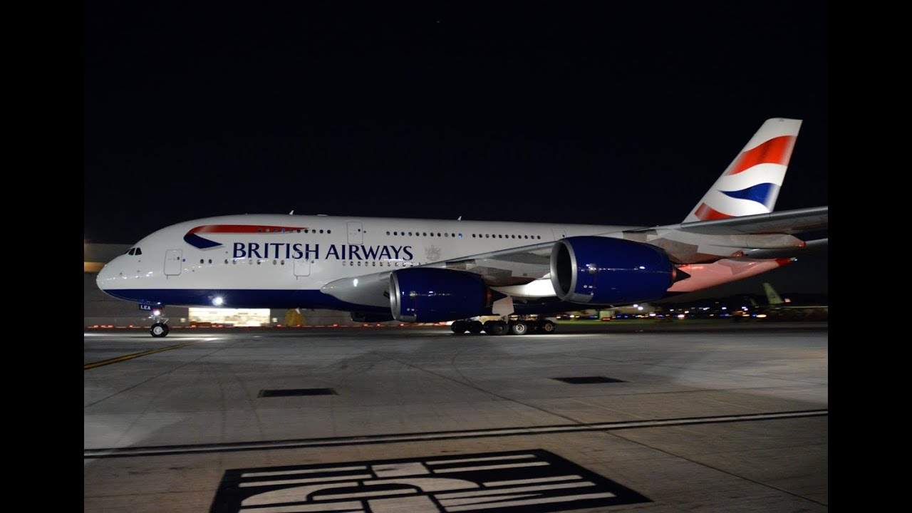A380 Wallpaper Hd British Airways Airbus A380 841 G Xlea Inaugural Flight