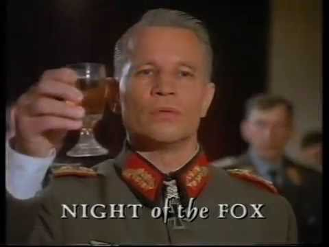 Image result for george peppard night of the fox
