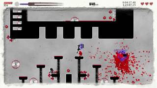 They Bleed Pixels: EXP. 0.666 without dying - Deathless Prose Achievement