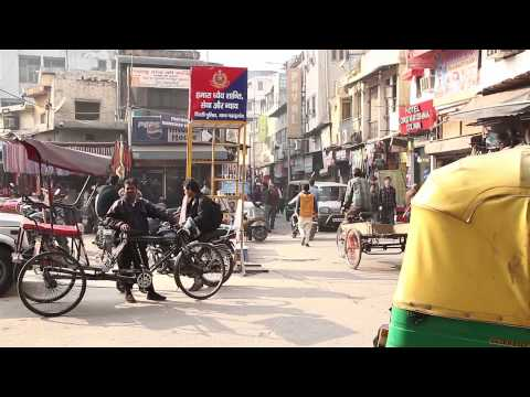 World Trip New delhi main bazaar