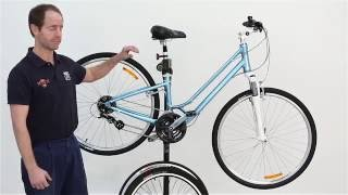 Womens Hybrid Bikes Explained!