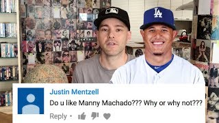 Q&A Part 13 -- Manny Machado, Fortnite, and peer pressure