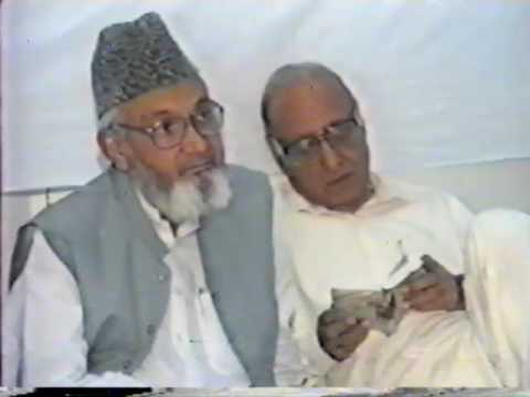 Mushaira - Radio Pakistan Karachi 1997 - 50 Years Of Pakistan