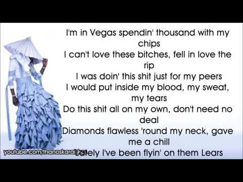 Young Thug - Floyd Mayweather feat. Gunna and Gucci Mane (Lyrics) [DELETED]