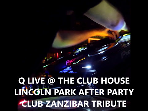House music club classics remixes dj mix jason aj summe for Zanzibar house music