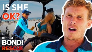 Seizures on the Beach - Scary Moments for Lifeguards
