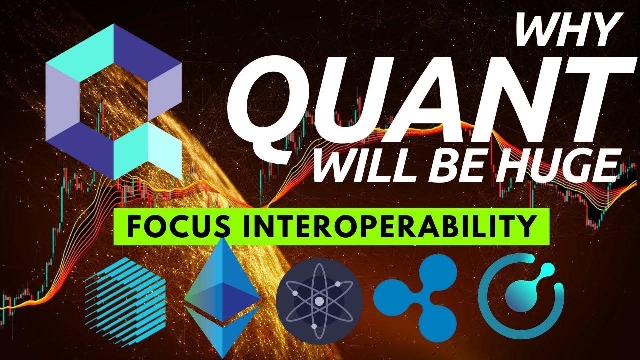 Quant Network and Blockchain Interoperability | Feat. Ethereum, Cosmos, Komodo, Ripple, Ren