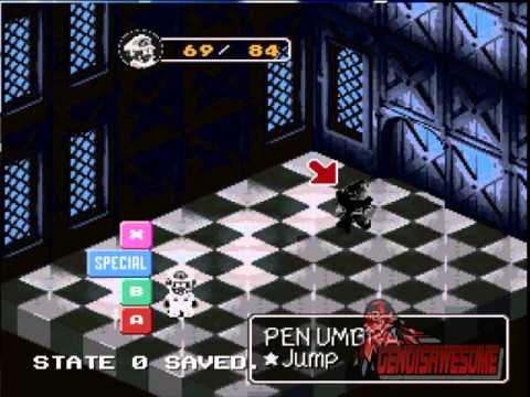 Reserve_22// - Super Mario RPG ROM Hack
