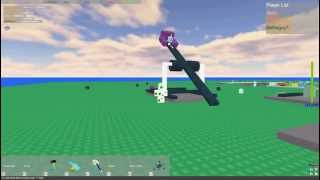 ROBLOX how to make a catapult