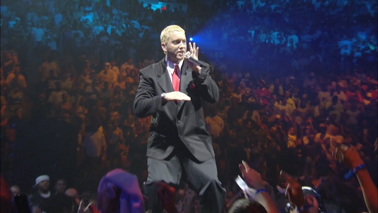 an introduction to the life of eminem Eminem is the epitome of a dual diagnosis several years ago, the rapper, who is now 40 years old, spoke out about the depression that took hold of his life.