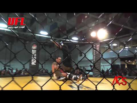 United Fight League Highlights From Ultimatum August 22nd 2015