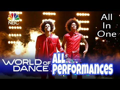 Download Les Twins - World Of Dance - All Performances