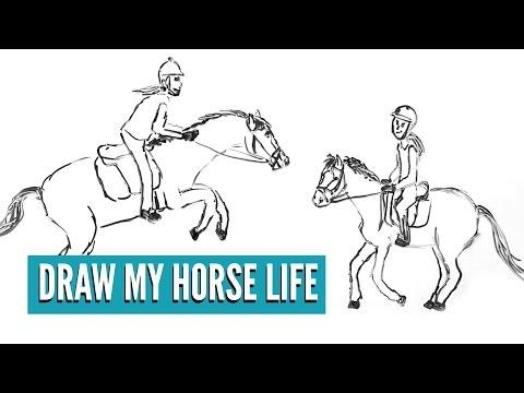 Draw My Horse Life #2