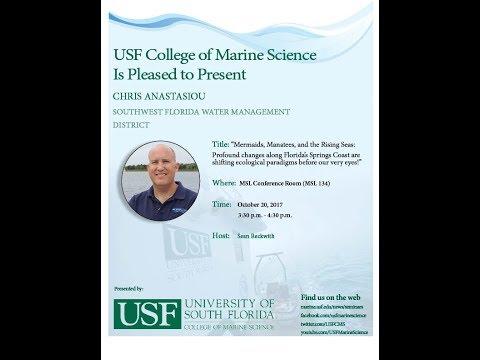 Chris Anastasiou, Southwest Florida Water Management District