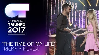 Смотреть клип Ricky Y Nerea - The Time Of My Life
