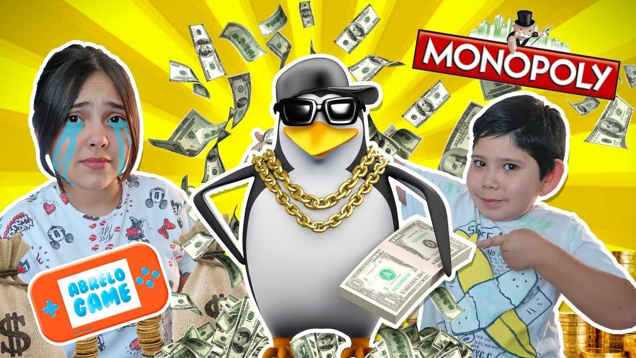 Somos Millonarios En Monopoly Espanol El Juego De Mesa Para Nintendo