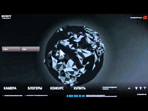 Sony SLT презентация агентства Deluxe Interactive Moscow