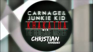 Krakatoa vs The Renegade Master acapella (Christian Rodriguez Mashup)