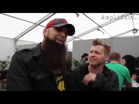 Three Days Grace Interview  Download Festival 2015