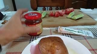 Венгерская чесночная паста...
