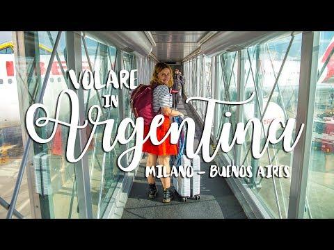 VOLARE IN ARGENTINA con IBERIA / Milano ✈ Buenos Aires