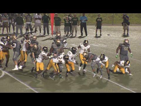 Bishop Sullivan falls to No. 9 American Heritage (FL) 14-7