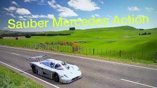 GT Sport Live - Sauber Mercedes Action