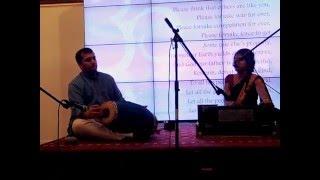 Maithreem Bhajatha- Lavanya Narayanan and Ajay Ravichandran