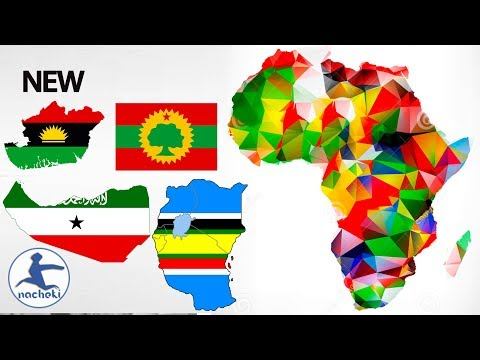 Top 10 Potentially New African Countries