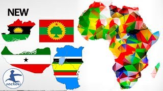 Baixar Top 10 Potentially New African Countries