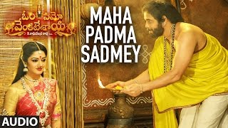 Download Hindi Video Songs - Maha Padma Sadmey Full Song | Om Namo Venkatesaya | Nagarjuna, Anushka Shetty | M M Keeravani