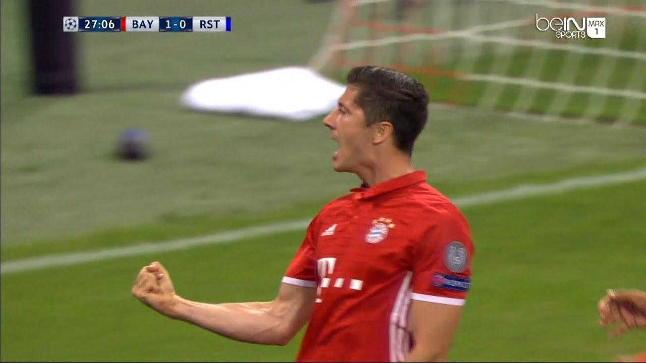 Download Bayern Munich vs Rostov 5-0 All Goals & Full Highlights (Champions League 2016)