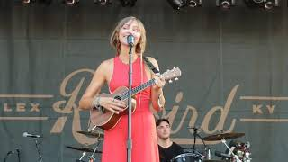 Grace VanderWaal   I Don't Know My Name   Railbird Festival   8.10.19