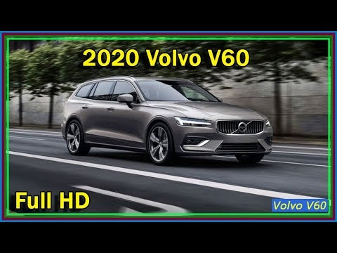 Volvo V60 Cross Country 2020 - New Volvo V60 2020 Review   - the Wagon Treatment, and It Looks Great