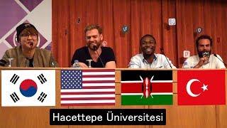 3 Yabancı 1 Türk - Hacettepe Universitesi