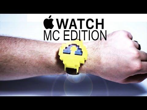 Apple Watch MineCraft Edition (Apple Watch Parody)