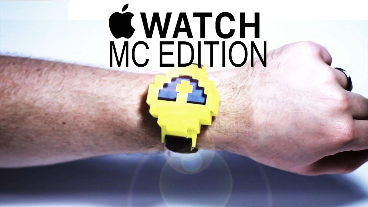 minecraft apple watch edition