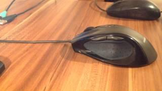 Návody na PC - Práce s myší
